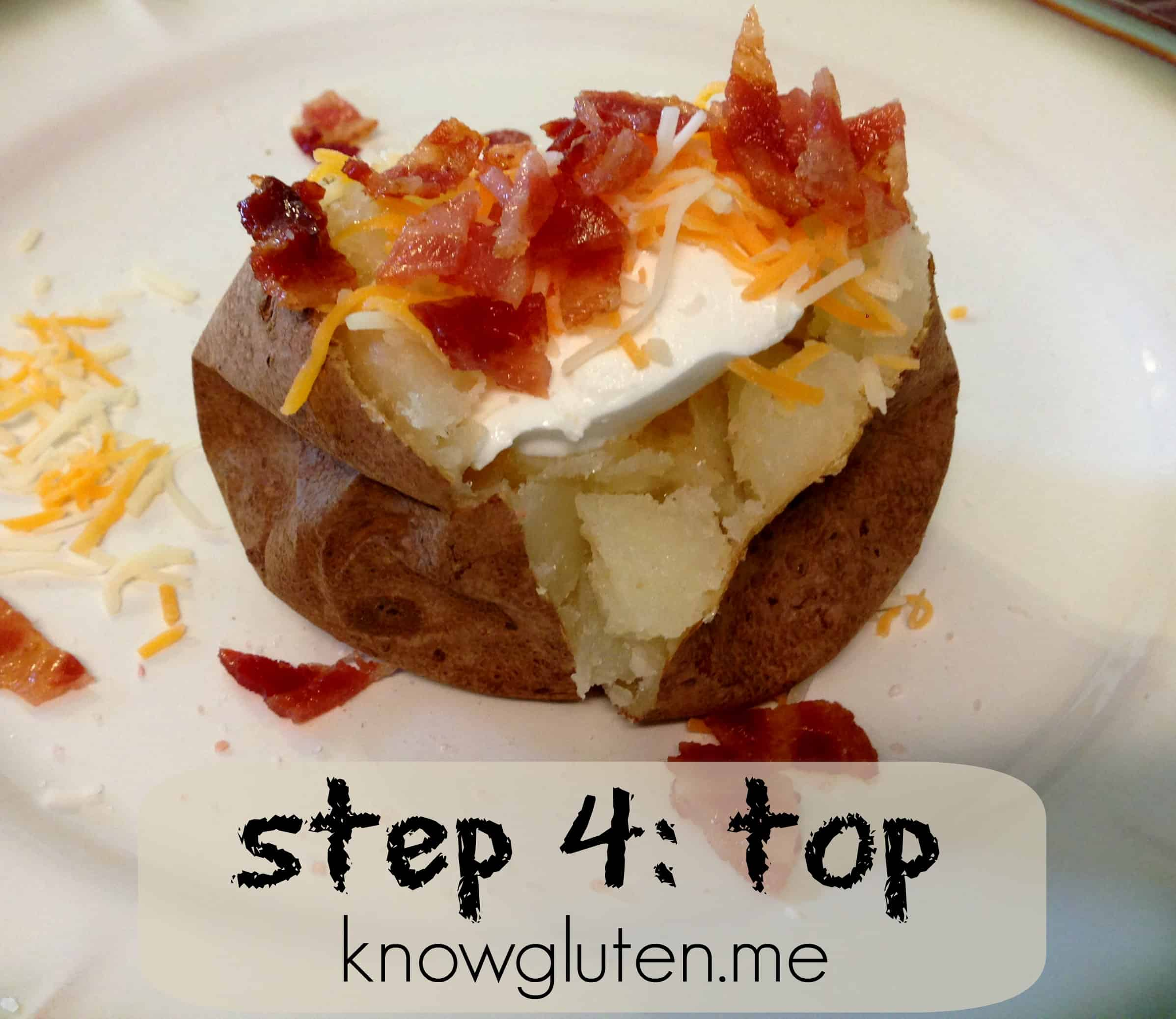 How to Make Loaded Baked Potatoes – A Step By Step Guide from ...