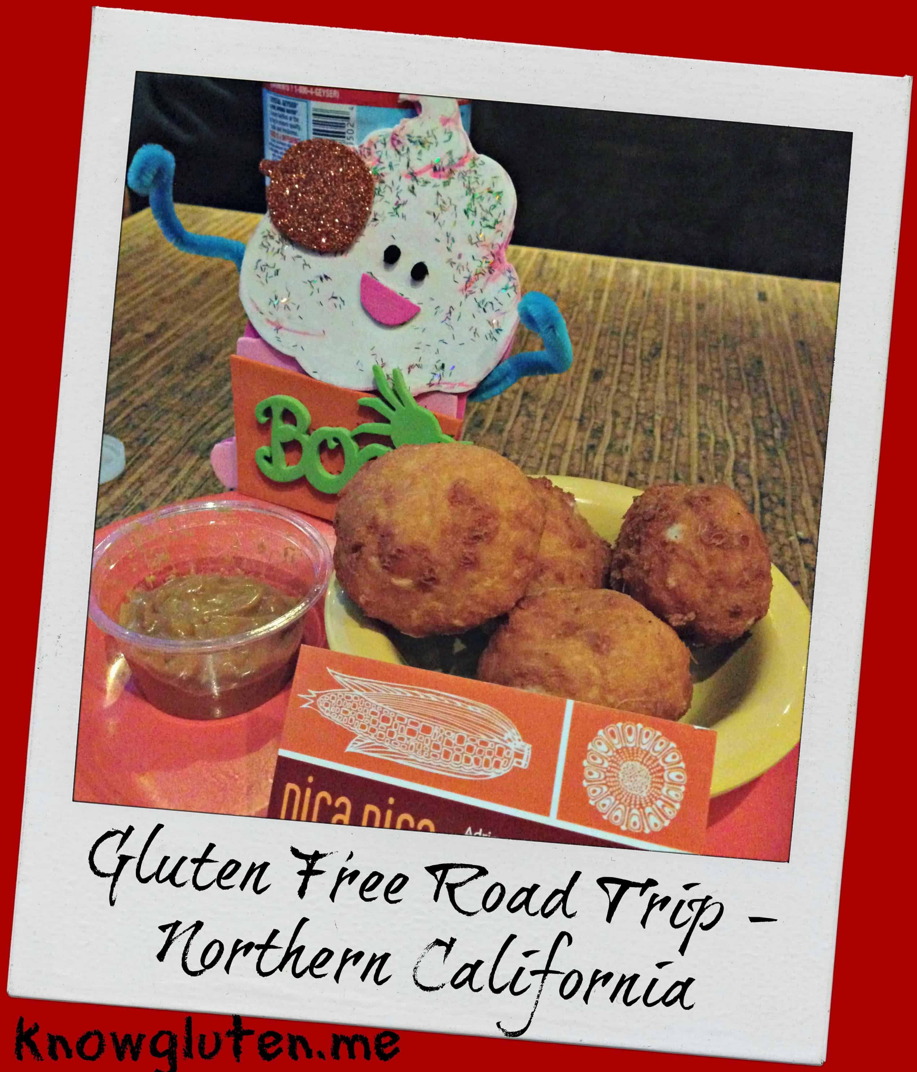 Gluten Free Road Trip - Northern California with knowgluten.me