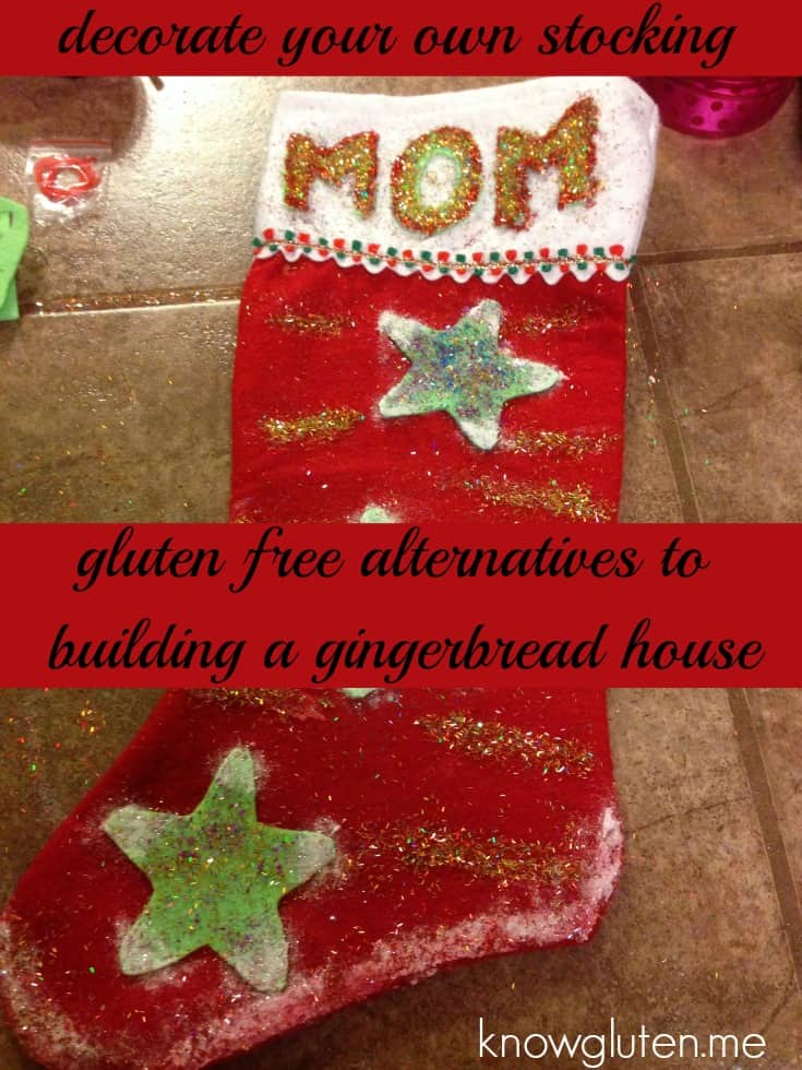 Gluten Free Alternatives To Making A Gingerbread House