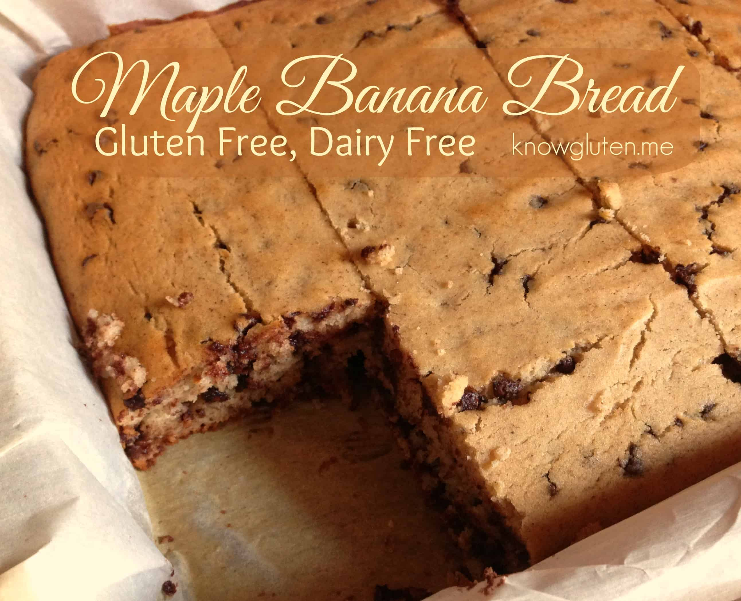 How To Make Gluten Free Banana Cake