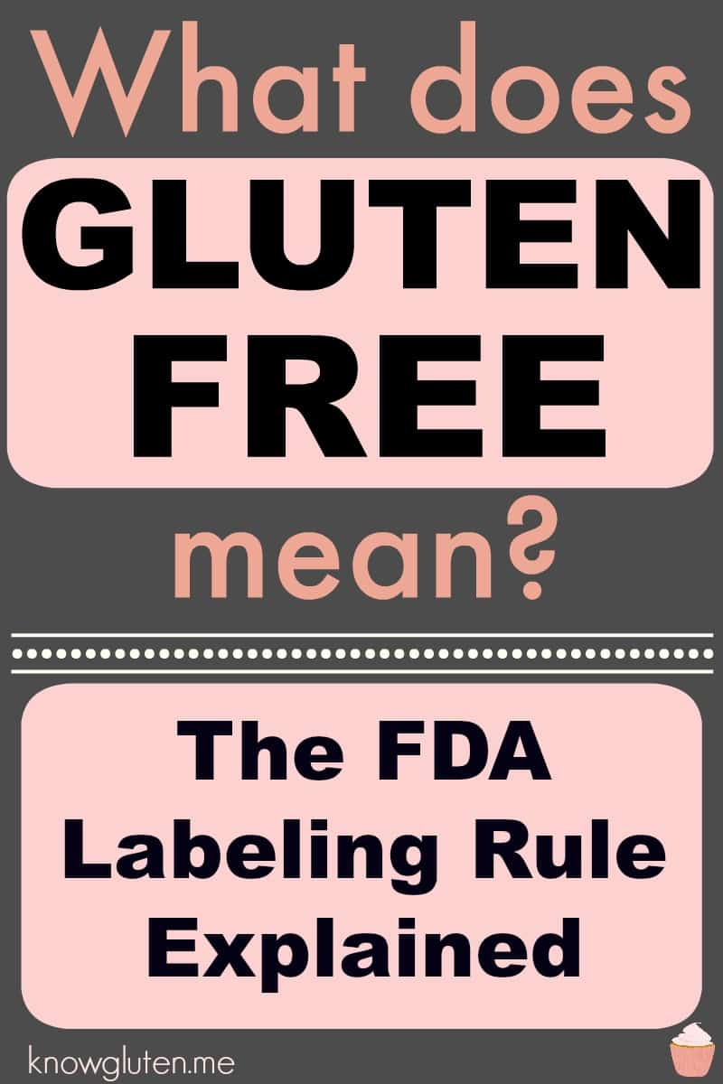 What Does It Mean To Turn Beyond An Intersection: What Does Gluten Free Mean? A Simple Explanation Of The