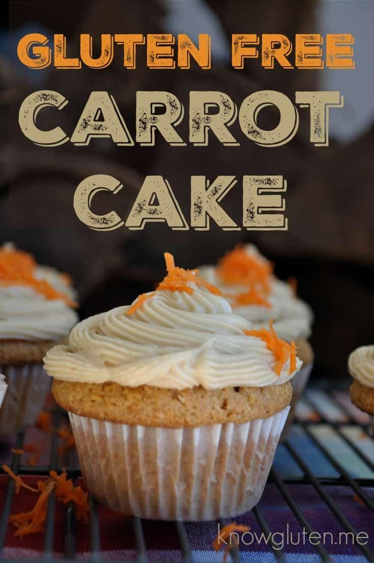 Easy Gluten Free Carrot Cake Know Gluten